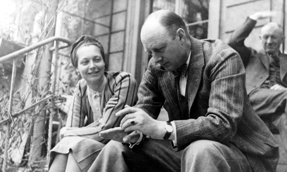 Meine Großeltern, Erika von Tresckow, geb. von Falkenhayn und  Henning von Tresckow. Foto: privat.
