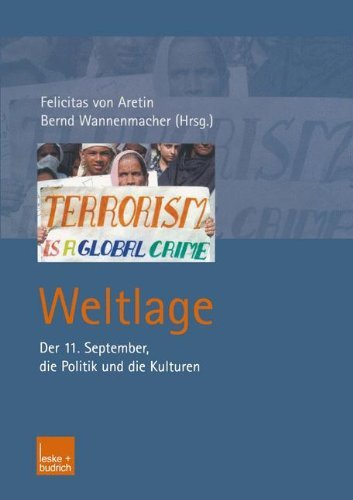 der 11, September die Politik und die Kulturen